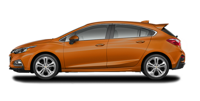 2017 Chevrolet Cruze Hatchback PREMIER | Photo 4 | Orange Burst Metallic