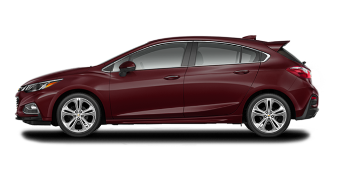 2017 Chevrolet Cruze Hatchback PREMIER | Photo 4 | Cajun Red
