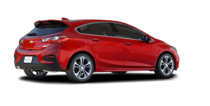 2017 Chevrolet Cruze Hatchback PREMIER | Photo 5 | Red Hot