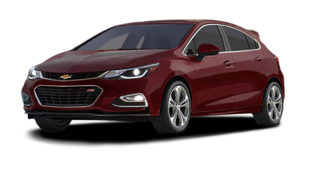 2017 Chevrolet Cruze Hatchback PREMIER | Photo 6 | Cajun Red