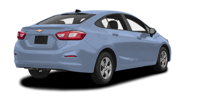 2017 Chevrolet Cruze LS | Photo 5 | Artic Blue Metallic