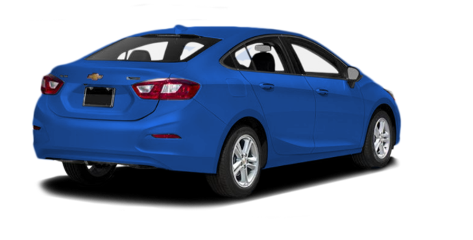 2017 Chevrolet Cruze LT | Photo 5 | Kinetic Blue Metallic