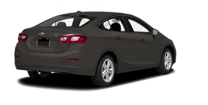 2017 Chevrolet Cruze LT | Photo 5 | Tungsten Metallic