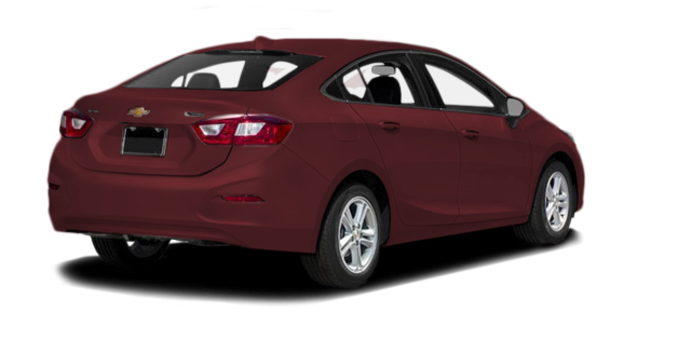 2017 Chevrolet Cruze LT | Photo 5 | Cajun Red
