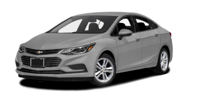 2017 Chevrolet Cruze LT | Photo 6 | Silver Ice Metallic