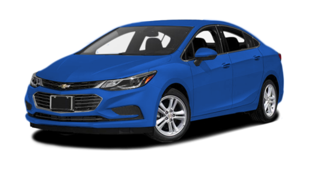 2017 Chevrolet Cruze LT | Photo 6 | Kinetic Blue Metallic