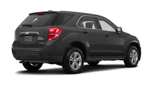 2017 Chevrolet Equinox LS | Photo 5 | Nightfall Grey Metallic