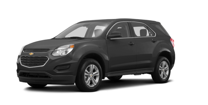 2017 Chevrolet Equinox LS | Photo 6 | Nightfall Grey Metallic