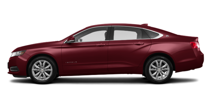2017 Chevrolet Impala 1LT | Photo 4 | Siren Red