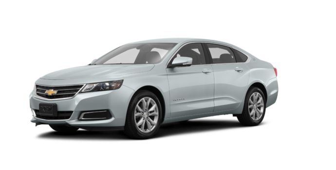 2017 Chevrolet Impala 1LT | Photo 6 | Silver Ice Metallic