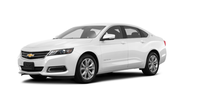 2017 Chevrolet Impala 1LT | Photo 6 | Summit White