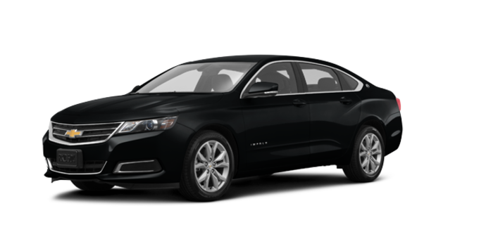 2017 Chevrolet Impala 1LT | Photo 6 | Black