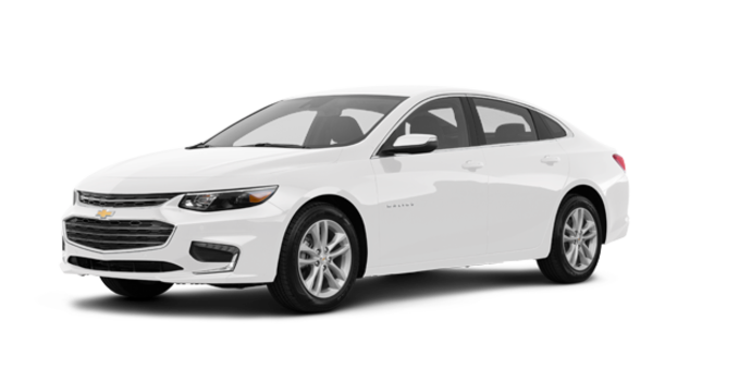 2017 Chevrolet Malibu LT | Photo 6 | Summit White