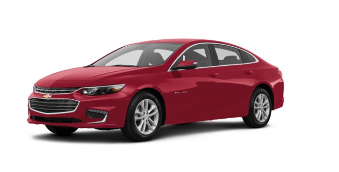 2017 Chevrolet Malibu LT | Photo 6 | Cajun Red