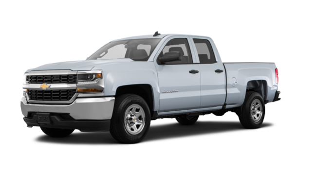 2017 Chevrolet Silverado 1500 LS | Photo 6 | Silver Ice Metallic