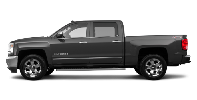 2017 Chevrolet Silverado 1500 LTZ | Photo 4 | Graphite Metallic