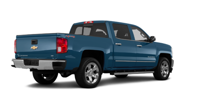 2017 Chevrolet Silverado 1500 LTZ | Photo 5 | Deep Ocean Blue Metallic