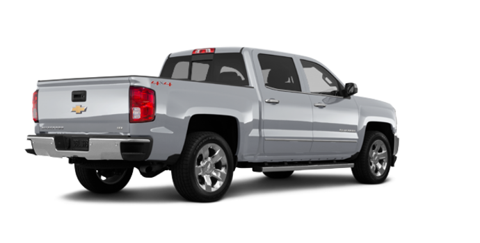 2017 Chevrolet Silverado 1500 LTZ | Photo 5 | Silver Ice Metallic