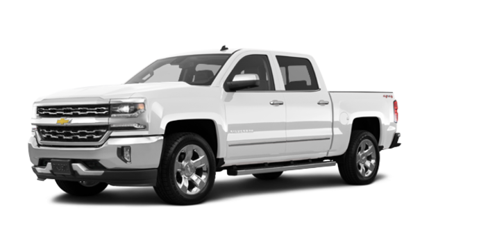 2017 Chevrolet Silverado 1500 LTZ | Photo 6 | Summit White