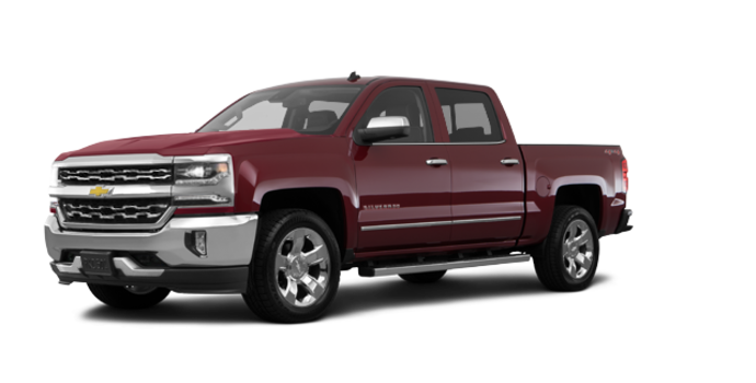 2017 Chevrolet Silverado 1500 LTZ | Photo 6 | Siren Red