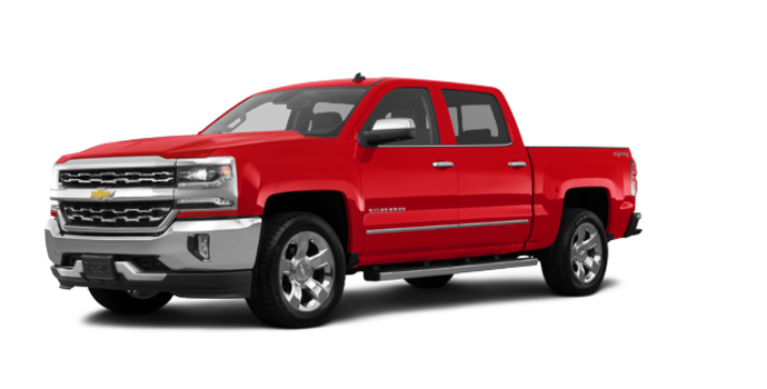2017 Chevrolet Silverado 1500 LTZ | Photo 6 | Red Hot