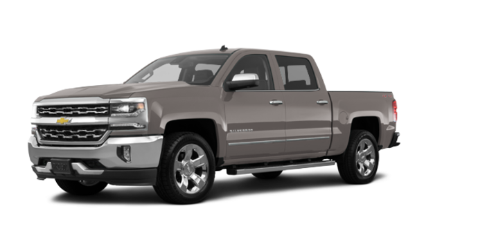 2017 Chevrolet Silverado 1500 LTZ | Photo 6 | Pepperdust Metallic
