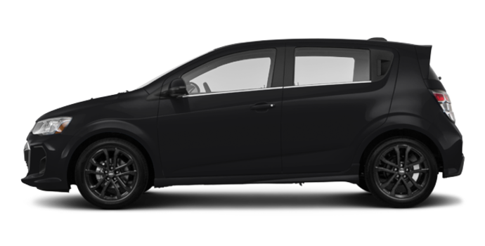 2017 Chevrolet Sonic Hatchback PREMIER | Photo 4 | Mosaic Black Metallic
