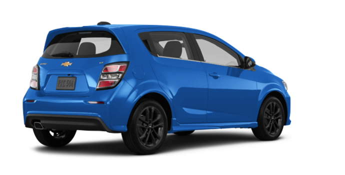 2017 Chevrolet Sonic Hatchback PREMIER | Photo 5 | Kinetic Blue Metallic