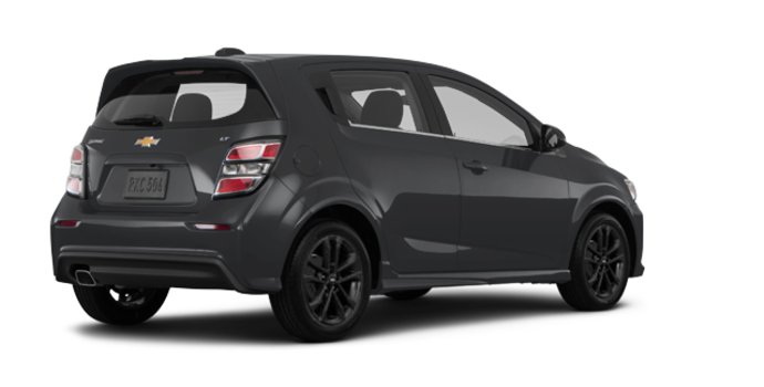 2017 Chevrolet Sonic Hatchback PREMIER | Photo 5 | Nightfall Grey Metallic