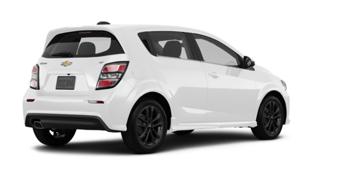 2017 Chevrolet Sonic Hatchback PREMIER | Photo 5 | Summit White