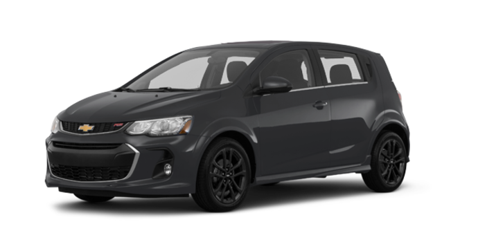 2017 Chevrolet Sonic Hatchback PREMIER | Photo 6 | Nightfall Grey Metallic