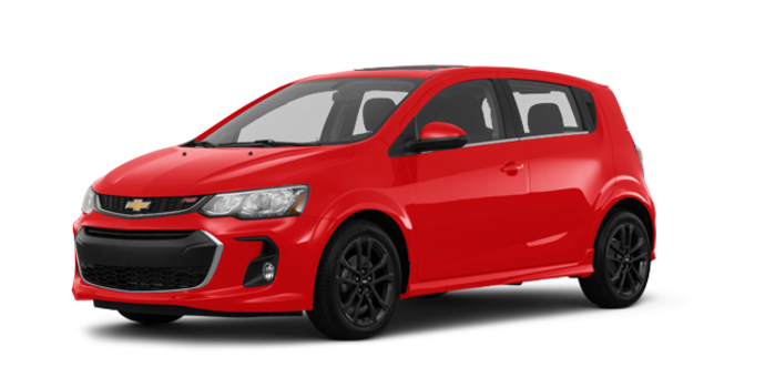 2017 Chevrolet Sonic Hatchback PREMIER | Photo 6 | Red Hot