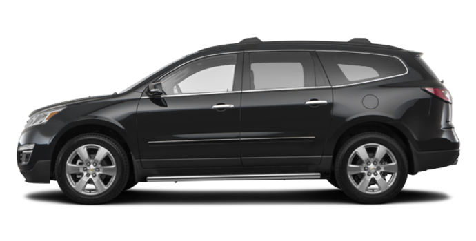 2017 Chevrolet Traverse PREMIER | Photo 4 | Mosaic Black Metallic
