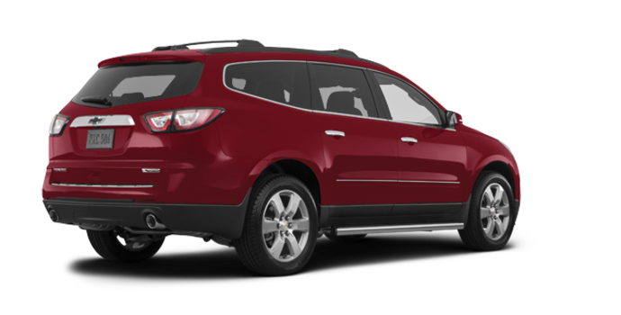2017 Chevrolet Traverse PREMIER | Photo 5 | Siren Red