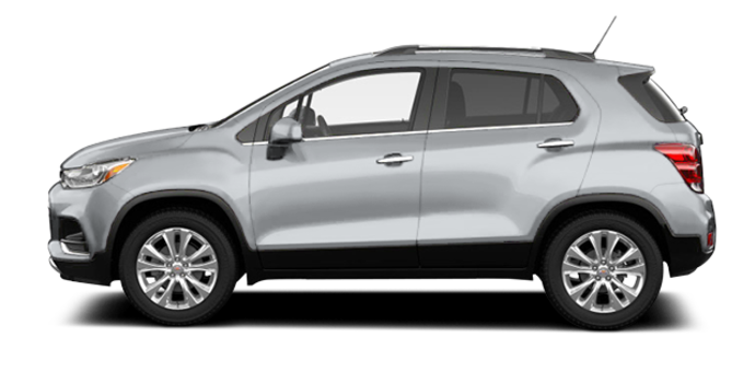 2017 Chevrolet Trax PREMIER | Photo 4 | Silver Ice Metallic