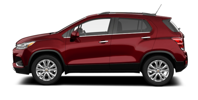 2017 Chevrolet Trax PREMIER | Photo 4 | Crimson Metallic