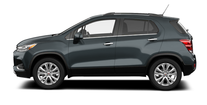 2017 Chevrolet Trax PREMIER | Photo 4 | Nightfall Grey Metallic