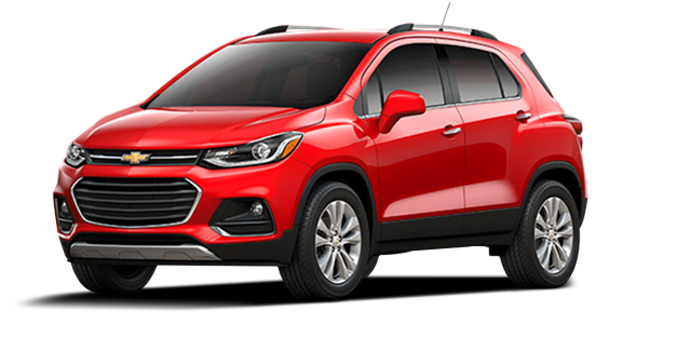 2017 Chevrolet Trax PREMIER | Photo 6 | Red Hot