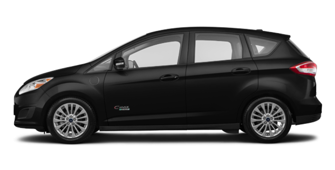 2017 Ford C-MAX ENERGI SE | Photo 4 | Shadow Black