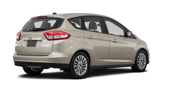 2017 Ford C-MAX ENERGI SE | Photo 5 | White Gold