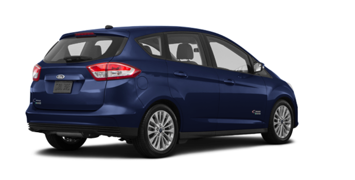 2017 Ford C-MAX ENERGI SE | Photo 5 | Kona Blue