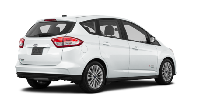 2017 Ford C-MAX ENERGI SE | Photo 5 | Oxford White