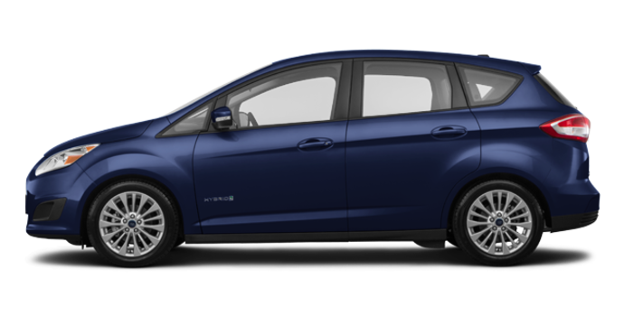 2017 Ford C-MAX HYBRID SE | Photo 4 | Kona Blue