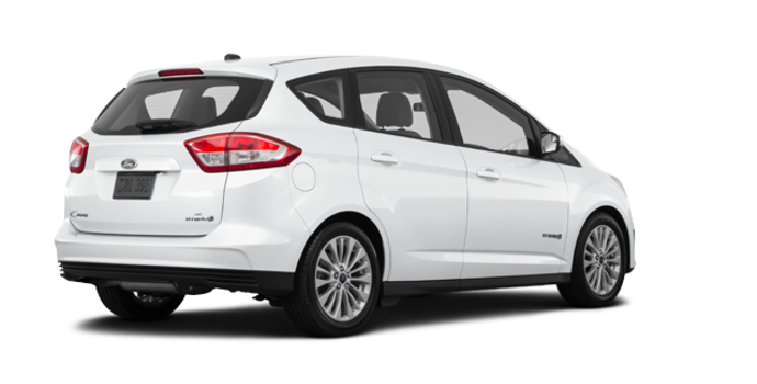 2017 Ford C-MAX HYBRID SE | Photo 5 | White Platinum