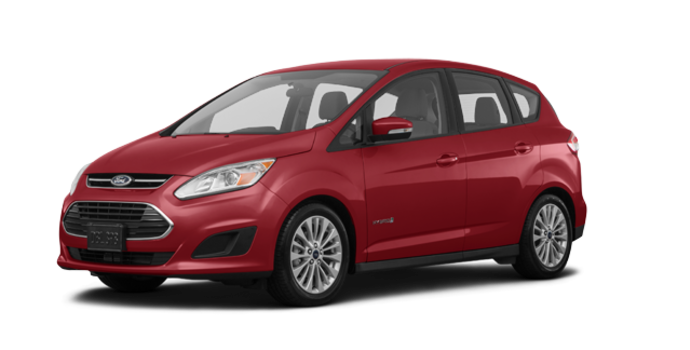 2017 Ford C-MAX HYBRID SE | Photo 6 | Ruby Red