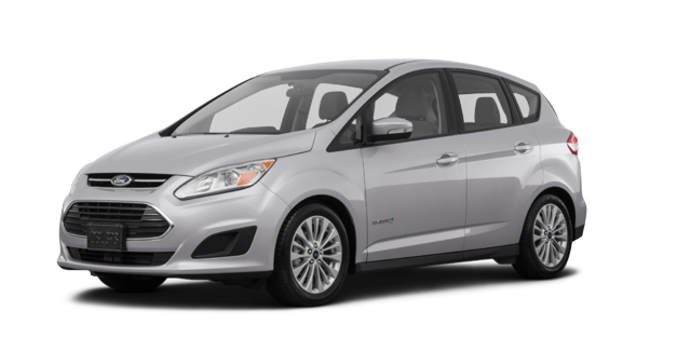 2017 Ford C-MAX HYBRID SE | Photo 6 | Ingot Silver