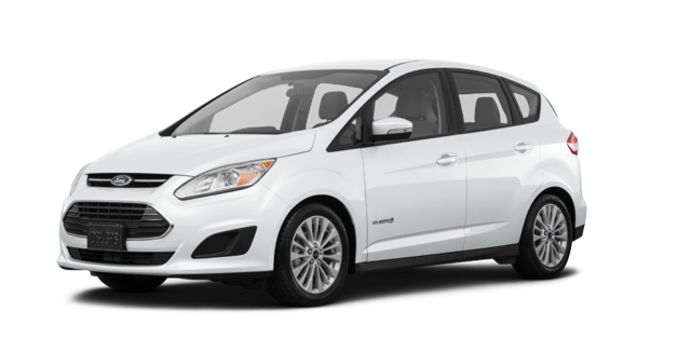2017 Ford C-MAX HYBRID SE | Photo 6 | Oxford White
