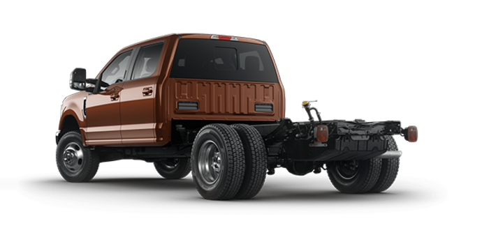 2017 Ford Chassis Cab F-350 LARIAT | Photo 5 | Bronze Fire