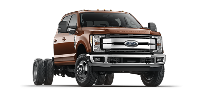2017 Ford Chassis Cab F-350 LARIAT | Photo 6 | Bronze Fire