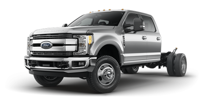 2017 Ford Chassis Cab F-350 LARIAT | Photo 4 | Ingot Silver